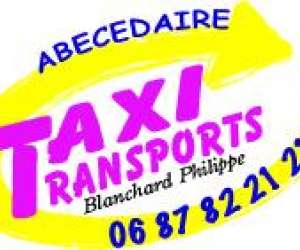 Abecedaire taxi blanchard