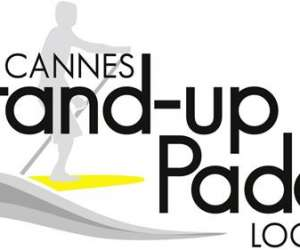 Cannes stand-up paddle location