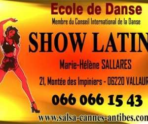 Ecole de danse show latino