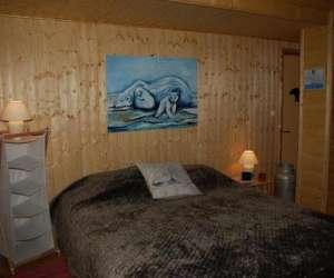 Location chalet avec sauna 8 personnes