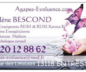 Association agapee-evoluence