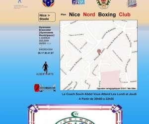 Nice nord boxing club gymnase brancolar
