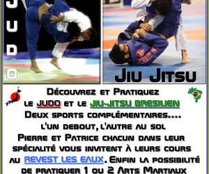 Fighting spirit jiu jitsu bresilien