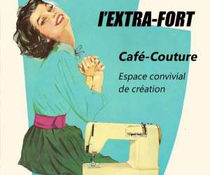 photo Caf�-couture  L'extra-fort