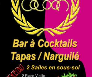 Bar a cocktails tapas