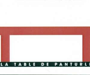 La table  de  panturle -   restaurant