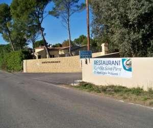 Restaurant la villa saint pierre