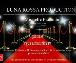 Luna rossa production - entrepreneur de spectacles