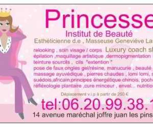 institut de beauté  princesse