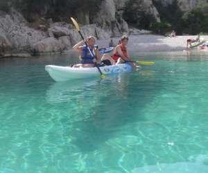 kayak marseille et location kayak cassis