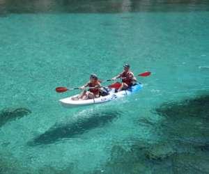 Destination calanques en kayak mer