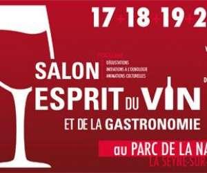 Salon esprit du vin