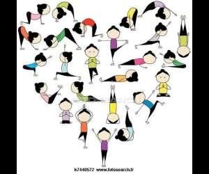 Association yoga au soleil