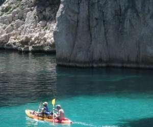 Destination-calanques kayak cassis marseille