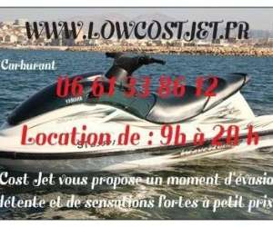 Location de jet ski -  low cost jet