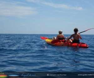 Guides méditerranée kayak de mer