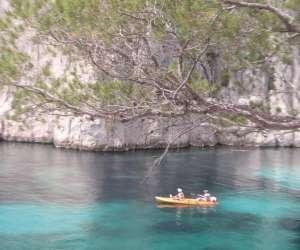 Location kayak cassis destination calanques