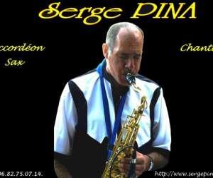 Serge pina-  musicien  chanteur
