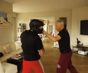 Coach sportive, boxe thai, self defense