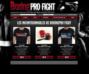 Boxing pro fight