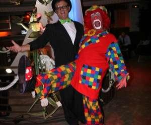 Animation magie et clown