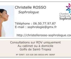 Christelle rosso sophrologue
