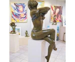 Galerie zubrycki - fontaine