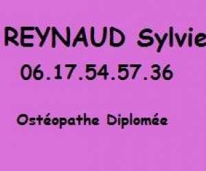 Sylvie  reynaud  osteopathe