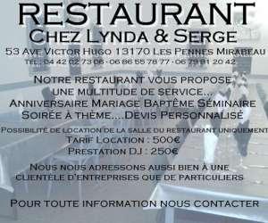 Restaurant traiteur chez lynda