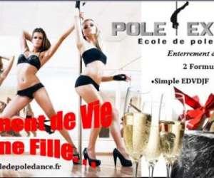 Pole extreme pole dance