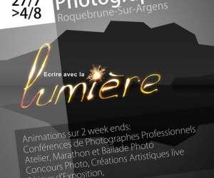Association « ecrire avec la lumière »  festival photog