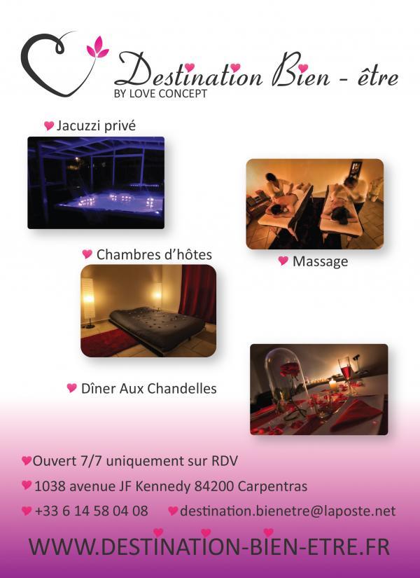 Bien etre , massage , chambre du0026#39;hu00f4te u00e0 Carpentras 84200 ...