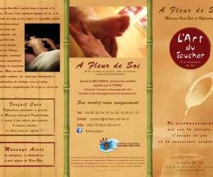 A fleur de soi   - massages-bien-etre