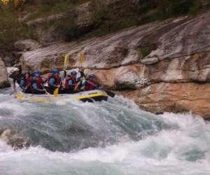 Base sport nature - rafting verdon