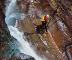 Base sport nature - canyoning verdon