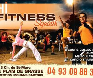 Hi fitness et squash