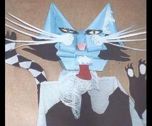 Atelier du geai bleu - peinture modelage masque