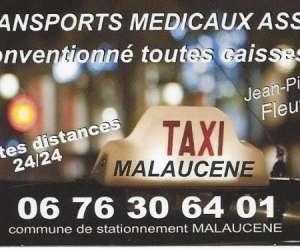 Taxi malaucene
