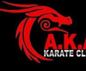 Aka karaté club