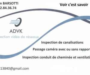 Advk recherche de fuite - inspection de canalisations