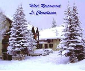 Hôtel le christiania serre chevalier