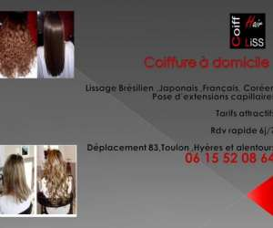 Coiff hair liss
