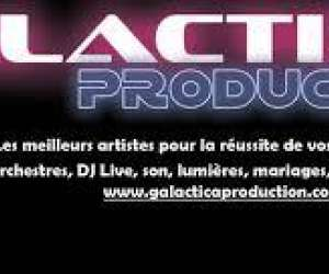 Galactica production - animation musicale,orchestres,dj