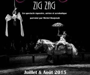 Hap o  tempo - spectacle equestre aériens acrobatique