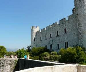 Visite de la forteresse médiévale