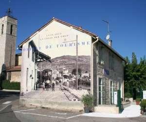 Office de tourisme de la colle-sur-loup