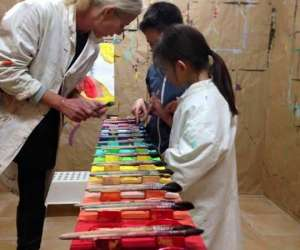 Ateliers peinture du jeu de peindre