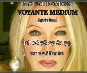 Nathalie   corger  voyance