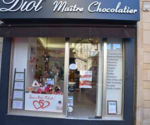 La choco-motiv' -   diot maitre chocolatier