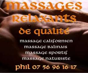 Massages relaxants de qualite a domicile